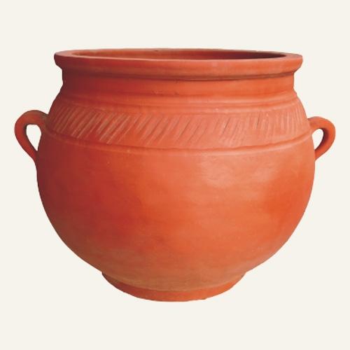 日照景观土陶罐