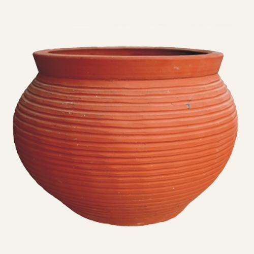 景观土陶罐